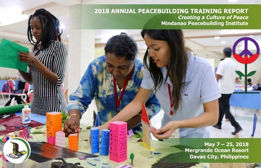 MPI 2018 Annual Peacebuilding Training Report