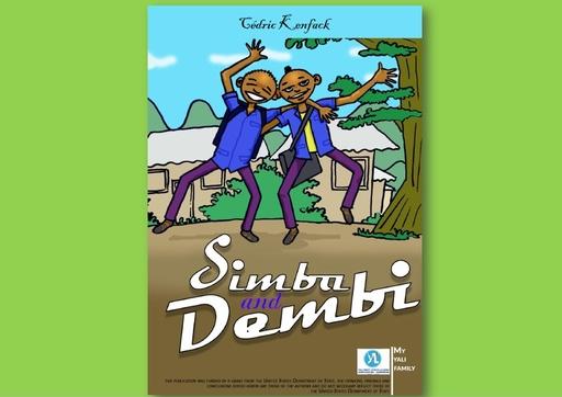Simba and Dembi