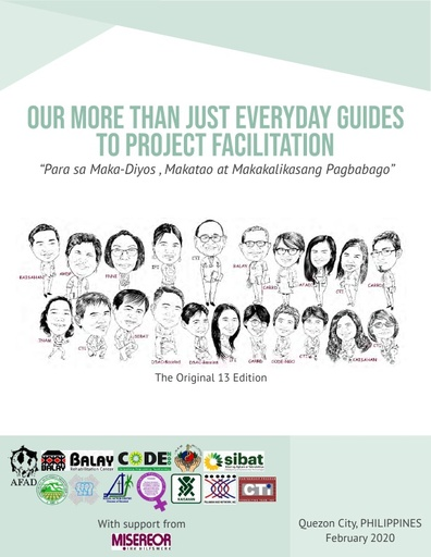 Our more than just everyday guides to project facilitation