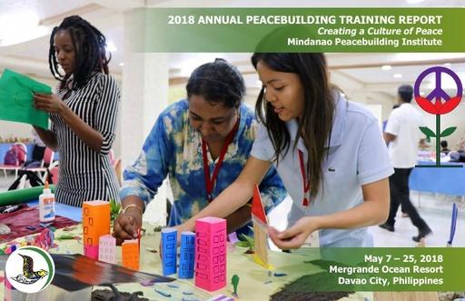 MPI 2018 Annual Peacebuilding Training Report