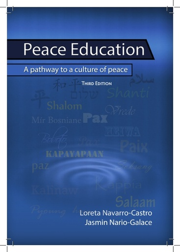 Peace Education: A pathway to a culture of peace 3rd Edition